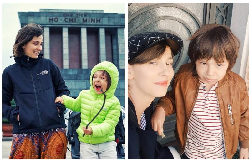 """Dana Rogoz: """" Fiul meu mi-a zis că în treburile mele sunt cam uitucă"""""""