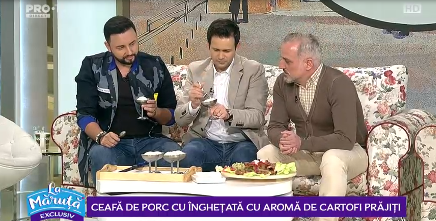 """VIDEO Meniu neobișnuit pentru """"Spărgătorul de nunți"""""""