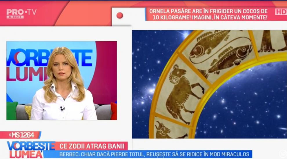 VIDEO Ce zodii atrag banii, ne spune Nicoleta Svârlefus