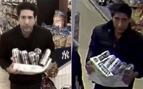 Ce s-a întâmplat cu hoțul care seamănă cu Ross din  Prietenii tăi , după ce imaginile cu el au devenit virale
