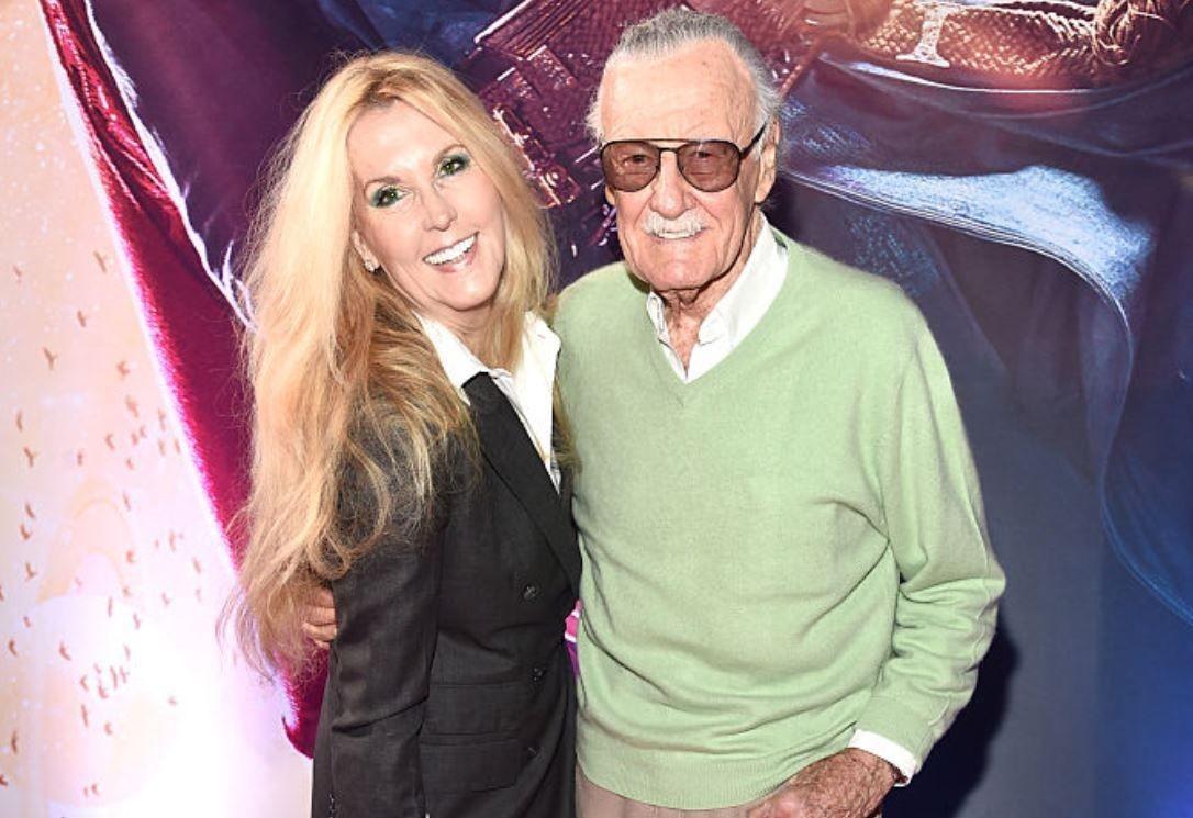Supereroul la care Stan Lee lucra înainte de a muri. Fiica lui îi va continua opera