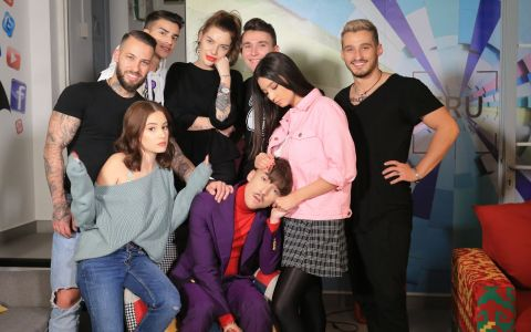 PROTVPlus.ro lansează serialul Viața bate vlogul!