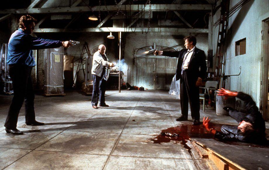 Cine îl împușcă pe Nice Guy Eddie în bdquo;Reservoir Dogs ? Quentin Tarantino a elucidat misterul