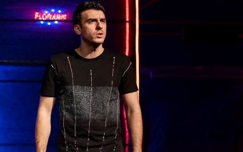 Alexandru Ion, despre cea mai nouă piesă de teatru în care joacă: Noi avem responsabilitatea să spunem povestea