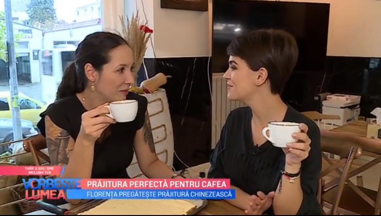 VIDEO Prăjitura perfectă pentru cafea