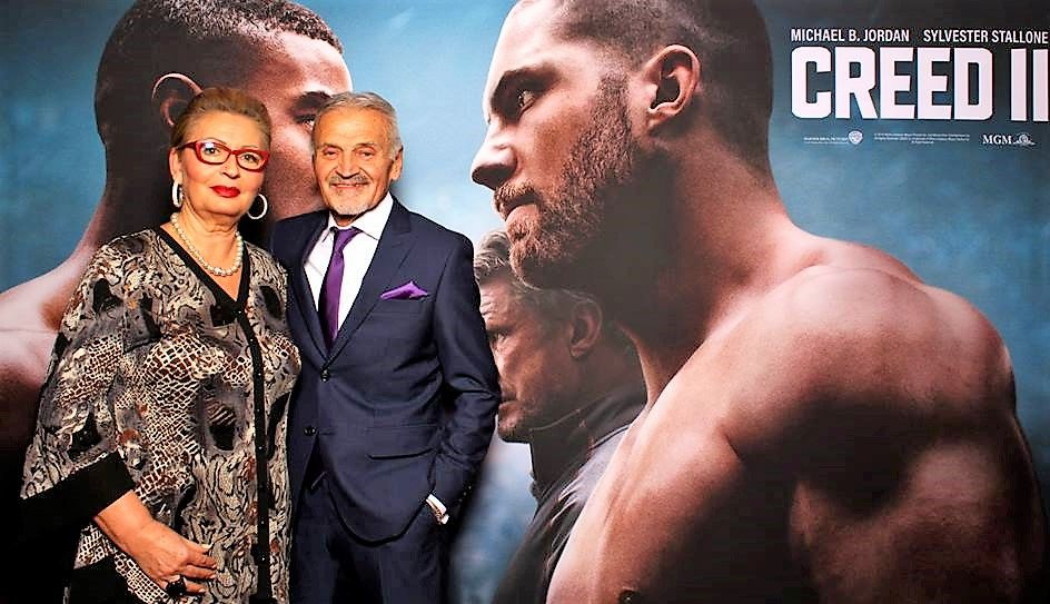 Părinții lui Florian Munteanu, despre cum a ajuns fiul lor să joace cu Stallone: Munca lui a fost titanică