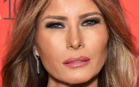 Melania Trump, apariție controversată. Utilizatorii de Twitter: bdquo;Arată ca un curcan!