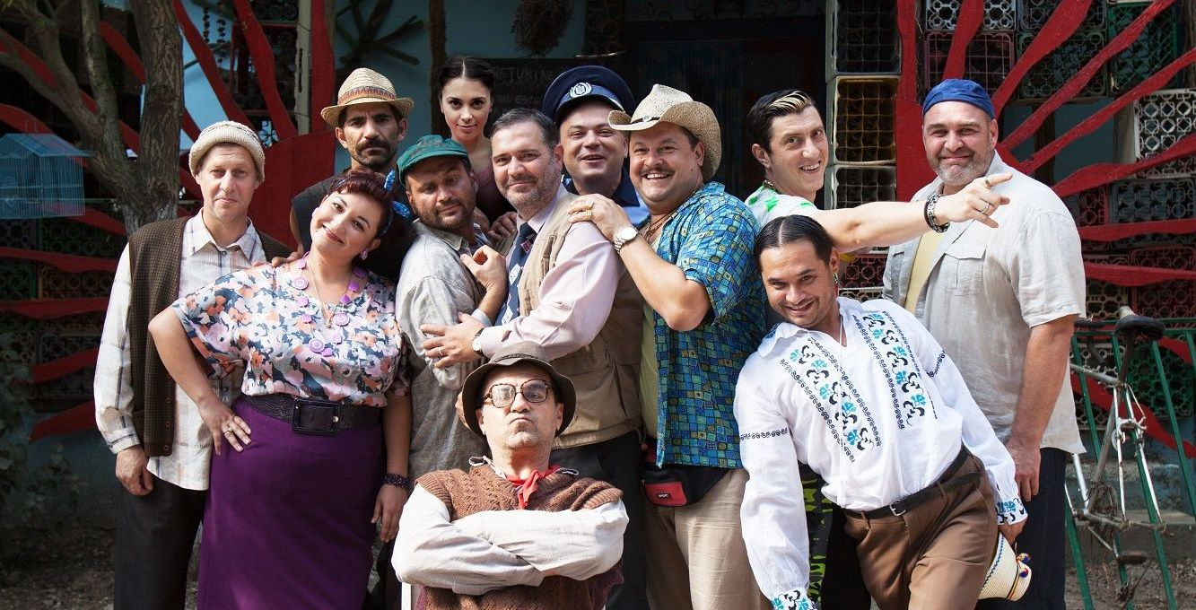 Las Fierbinți , desemnat cel mai bun serial românesc în 2018