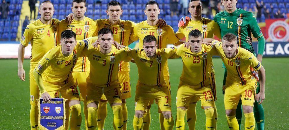Milioane de români au urmarit aseară la PRO TV meciul România-Muntenegru