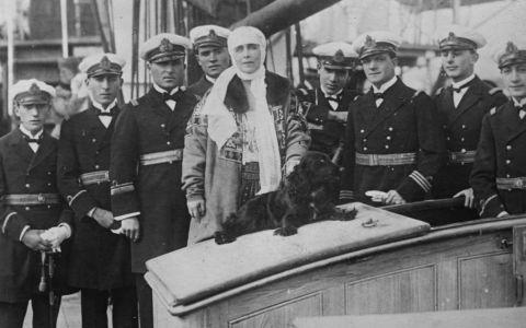 Regina Maria, în linia întâi în Primul Război Mondial. Motivul pentru care i s-a spus  Mama răniților