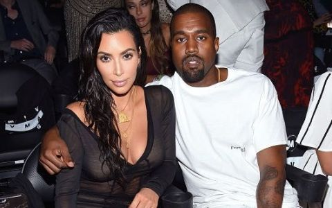 Inevitabilul s-a întâmplat. Kanye West, scos din sărite de soția sa, starleta Kim Kardashian