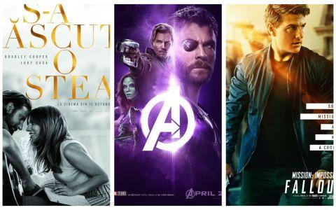 Top 10 filme din 2018 pe care trebuie să le vezi