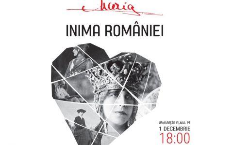 Pe 1 decembrie, de la ora 18:00, PRO TV difuzează în exclusivitate documentarul eveniment Maria ndash; inima României!