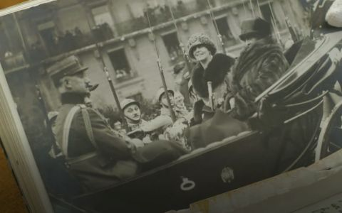 Cum a cucerit Regina Maria Parisul. Rolul ei crucial în Marea Unire de la 1918