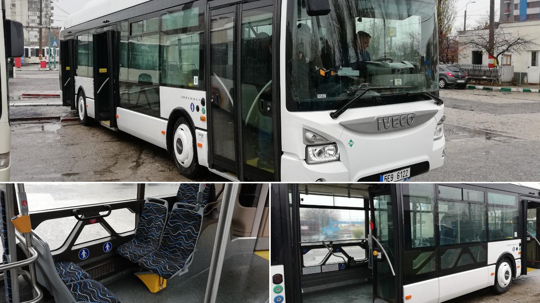 (P) Bucureștenii care circulă pe linia lui 336 vor putea călători cu un autobuz de ultimă generație
