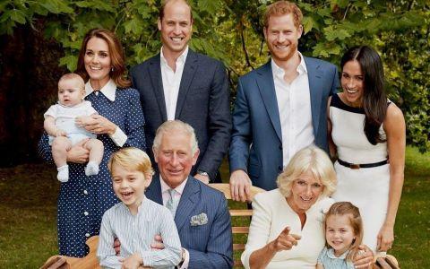 Ce nume ar putea primi primul copil al lui Meghan și al lui Harry. Prințul Charles dă din casă