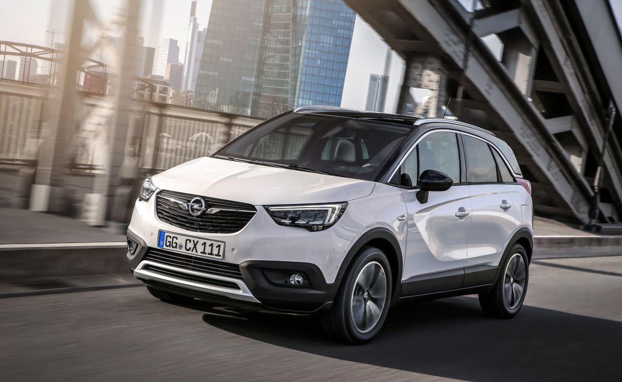 Opel Crossland X sau cum să călătorești la clasa I pe patru roți