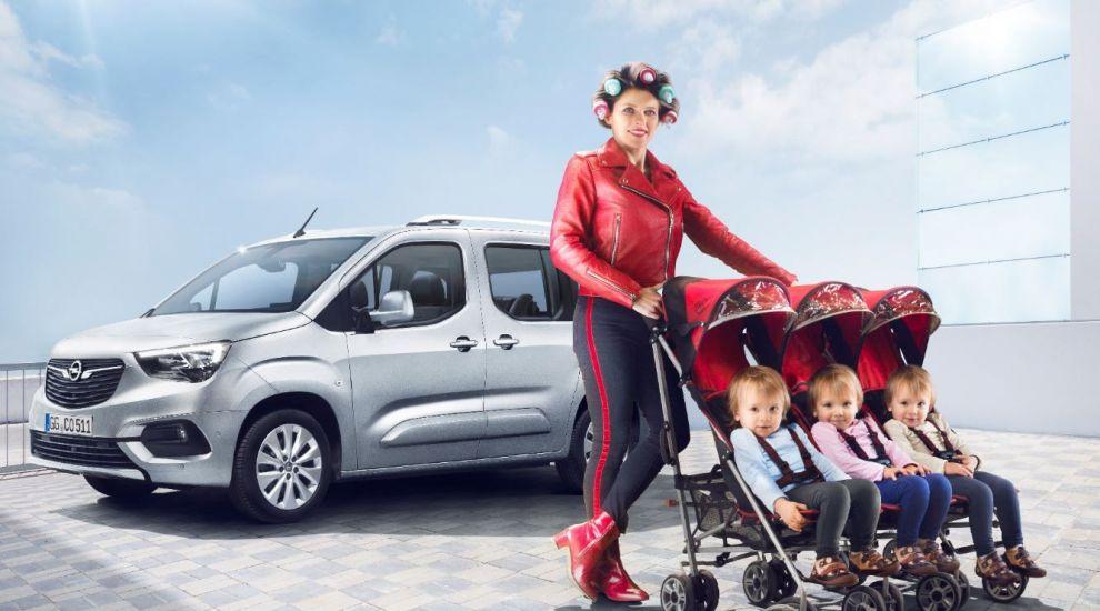 Opel Combo Life, cel mai bun prieten al familiilor