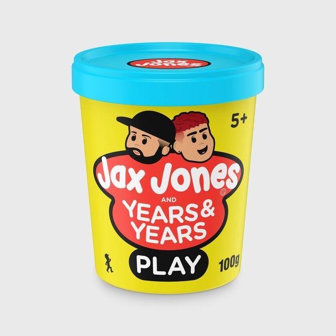 Jax Jones și Years  Years prezintă colaborarea anului ndash; bdquo;Play