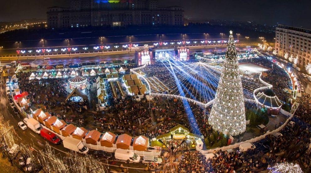 Se deschide Târgul de Crăciun al Bucureștiului. Programul complet al evenimentelor de sărbători