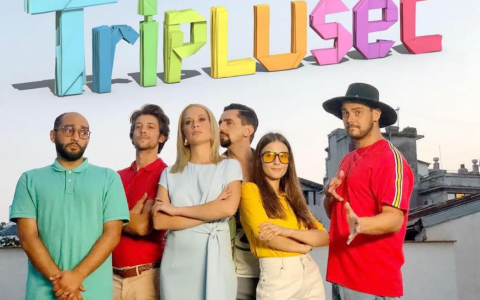 VIDEO Actorii din  Triplusec  ne dezvăluie câteva secrete din ultimul episod