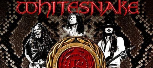 Whitesnake vine la București. Când vor urca băieții pe scenă