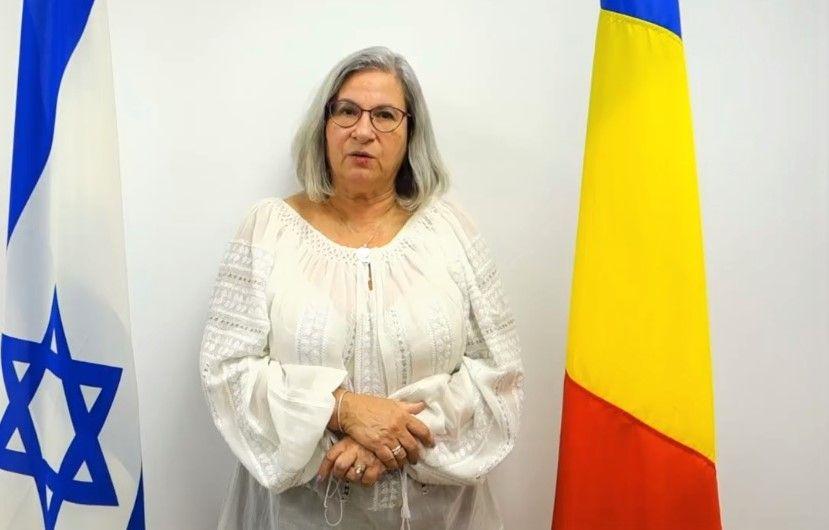 Mesajul ambasadorului statului Israel la București pentru români de 1 Decembrie