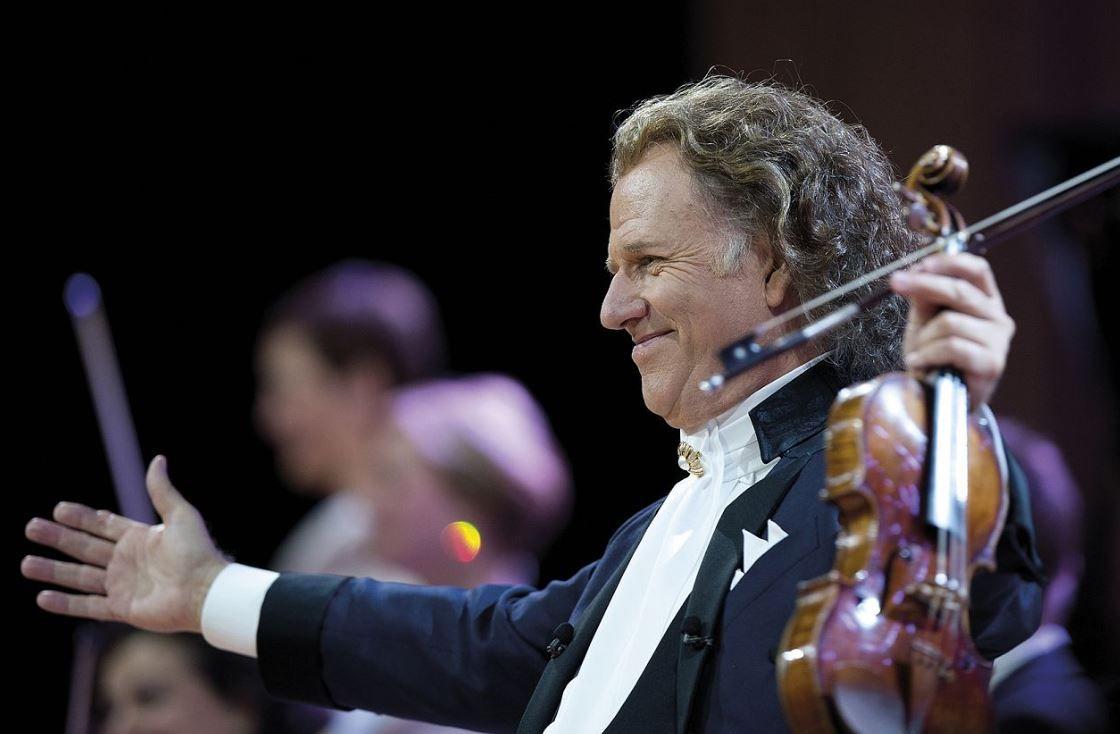 André Rieu, sold out. Violonistul va susține al treilea concert la Cluj-Napoca