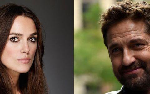 Keira Knightley și Gerard Butler ar putea filma în România