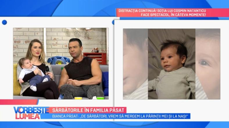 VIDEO Cum arată sărbătorile în familia Păsat