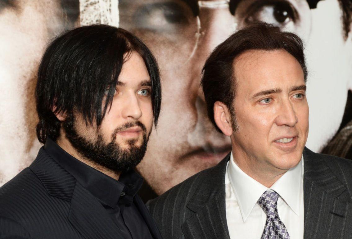 Nicolas Cage le plătește pensie alimentară nepoților săi, Sorin și Lucian