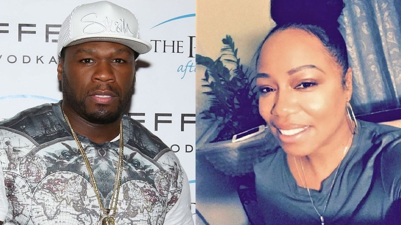 Fosta iubită a lui 50 Cent îi răspunde raperului după ce acesta i-a insultat copilul