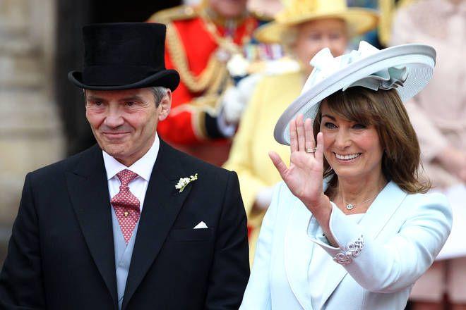 Mama lui Kate Middleton amplifică zvonurile despre conflictul dintre fiica ei și Meghan Markle