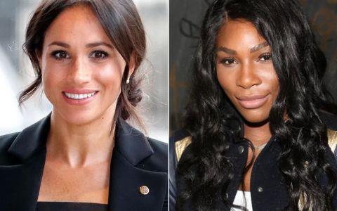 După Michelle Obama, și Serena Williams îi oferă un sfat lui Meghan Markle