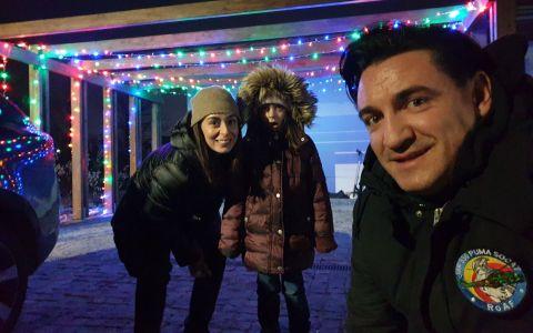 EXCLUSIV 20 de poveşti de Crăciun ale vedetelor PRO TV. George Buhnici şi Crăciunul High Tech