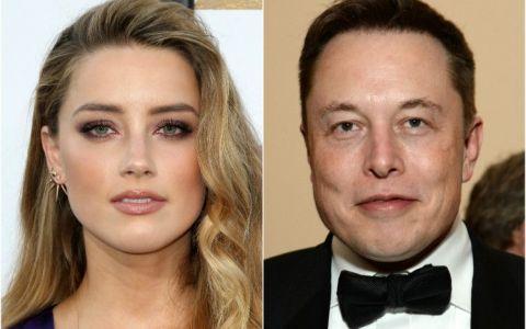 Amber Heard, confesiuni inedite despre relația pe care a avut-o cu Elon Musk