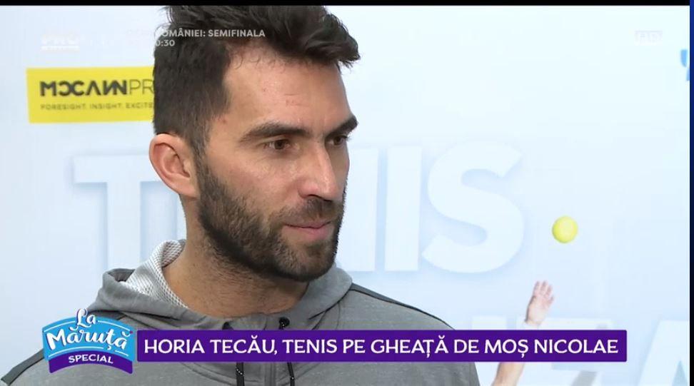 VIDEO De Moș Nicolae, Horia Tecău le-a pregătit o surpriză copiilor
