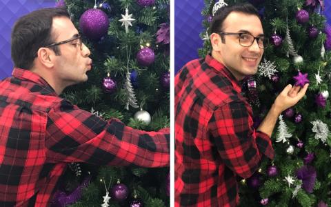 EXCLUSIV: 20 de poveşti de Crăciun ale vedetelor Pro Tv. Daniel Niţoiu