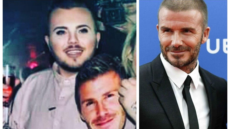 A plătit 36.700 de euro ca să arate ca David Beckham, dar mai are de lucru. Ce plănuiește tânărul