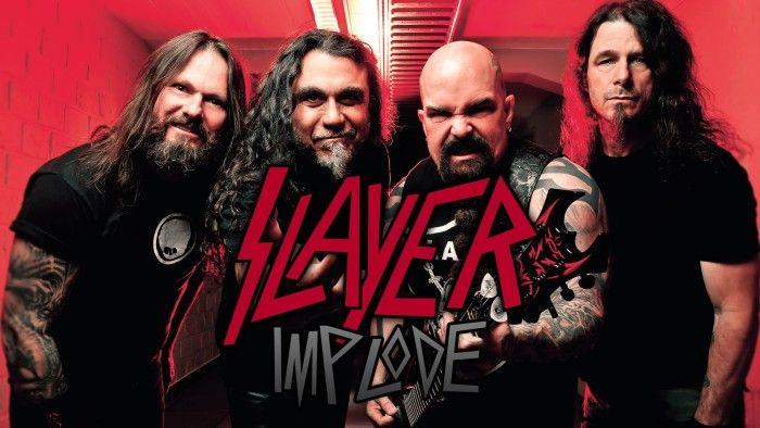 Slayer va susține un concert în România. E ultimul, anunță organizatorii