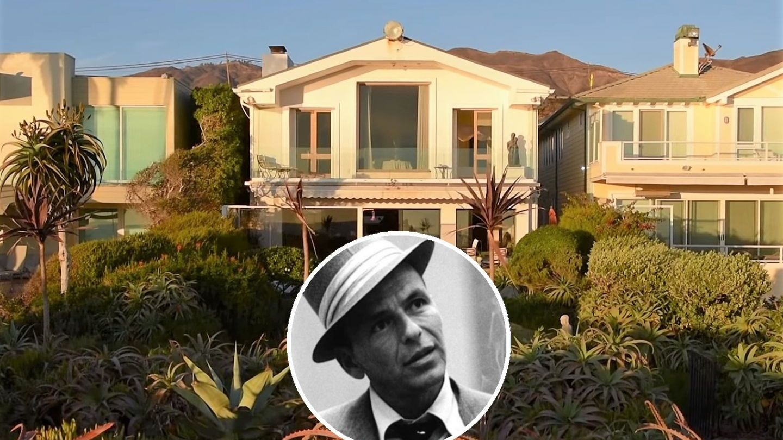 Fosta casă de petreceri a lui Frank Sinatra, scoasă la vânzare pentru 12,9 milioane $. Cum arată bârlogul cântărețului