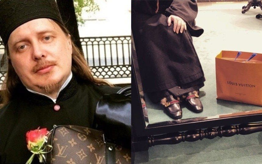 Un preot, pedepsit pentru că îi place Gucci. Patriarhul: bdquo;Sper că vom readuce acest păstor pe calea cea bună