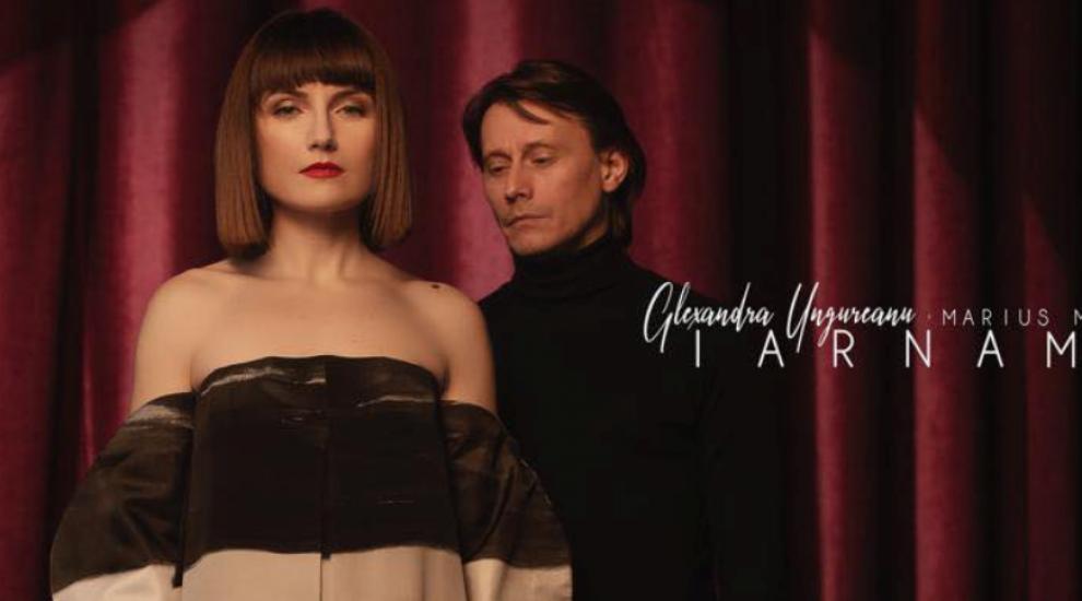 """Alexandra Ungureanu lansează împreună cu actorul Marius Manole """"Iarna mea"""", o poveste magică electro-pop"""