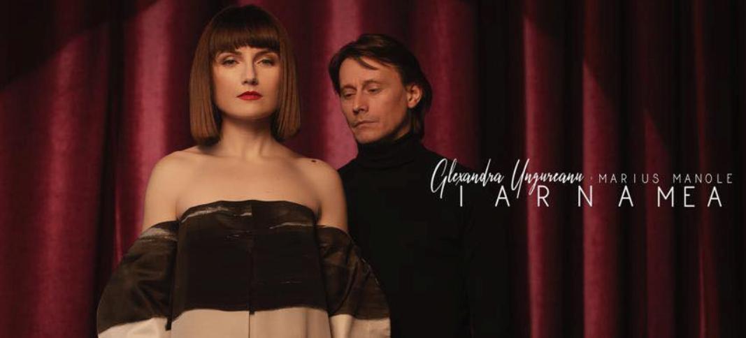Alexandra Ungureanu lansează împreună cu actorul Marius Manole bdquo;Iarna mea , o poveste magică electro-pop