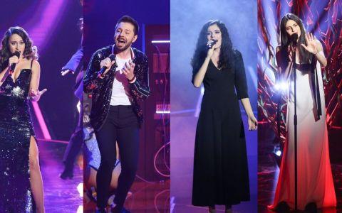 VIDEO Alma Boiangiu, Dora Gaitanovici, Mădălina Coca și Bogdan Ioan luptă mâine pentru trofeul Vocea României!