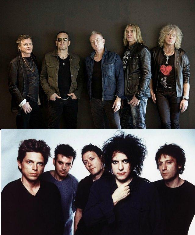 Radiohead, The Cure și Def Leppard vor fi incluse în Rock and Roll Hall of Fame