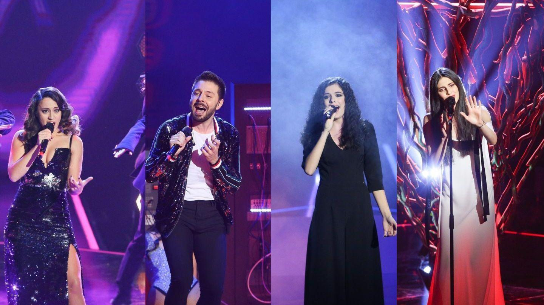 """VIDEO Emoții înainte de finala """"Vocea României"""". De la ora 20:30 îi poți vedea pe favoriții tăi"""