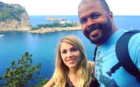 O fotografie cu fetița lui Cabral a cucerit internetul. Imaginea care a strâns aproape 10.000 de like-uri