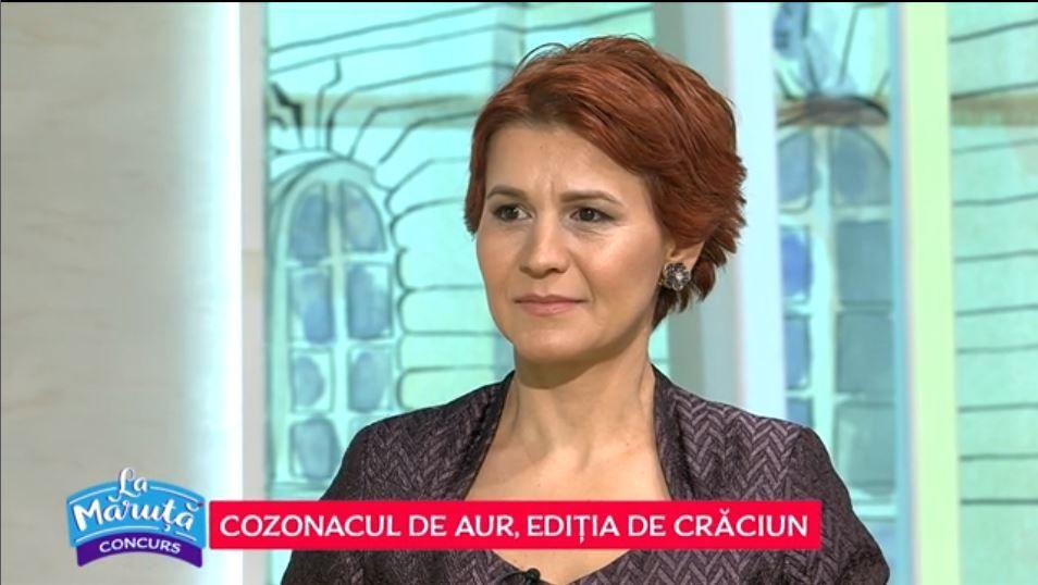 """VIDEO Concursul """"Cozonacul de aur"""" continuă La Măruță!Teona Stanciu ne-a pregătit un cozonac delicios"""