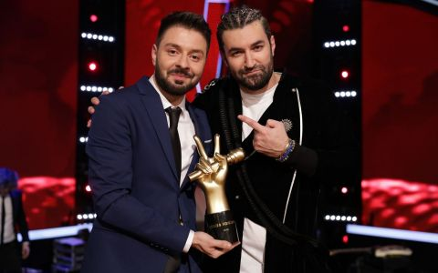 Bogdan Ioan este câștigătorul Vocea României 2018